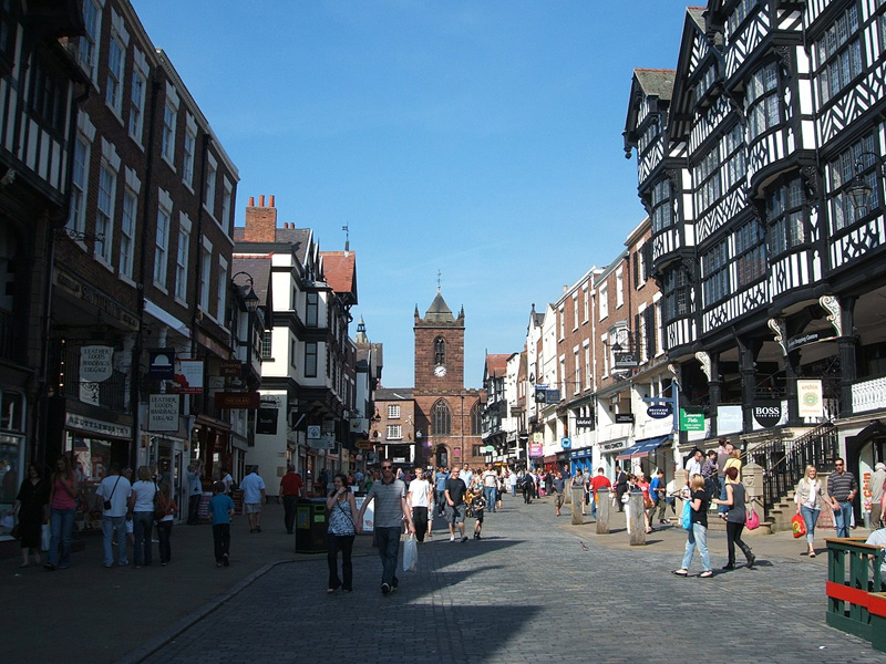 Interesting Facts About Chester